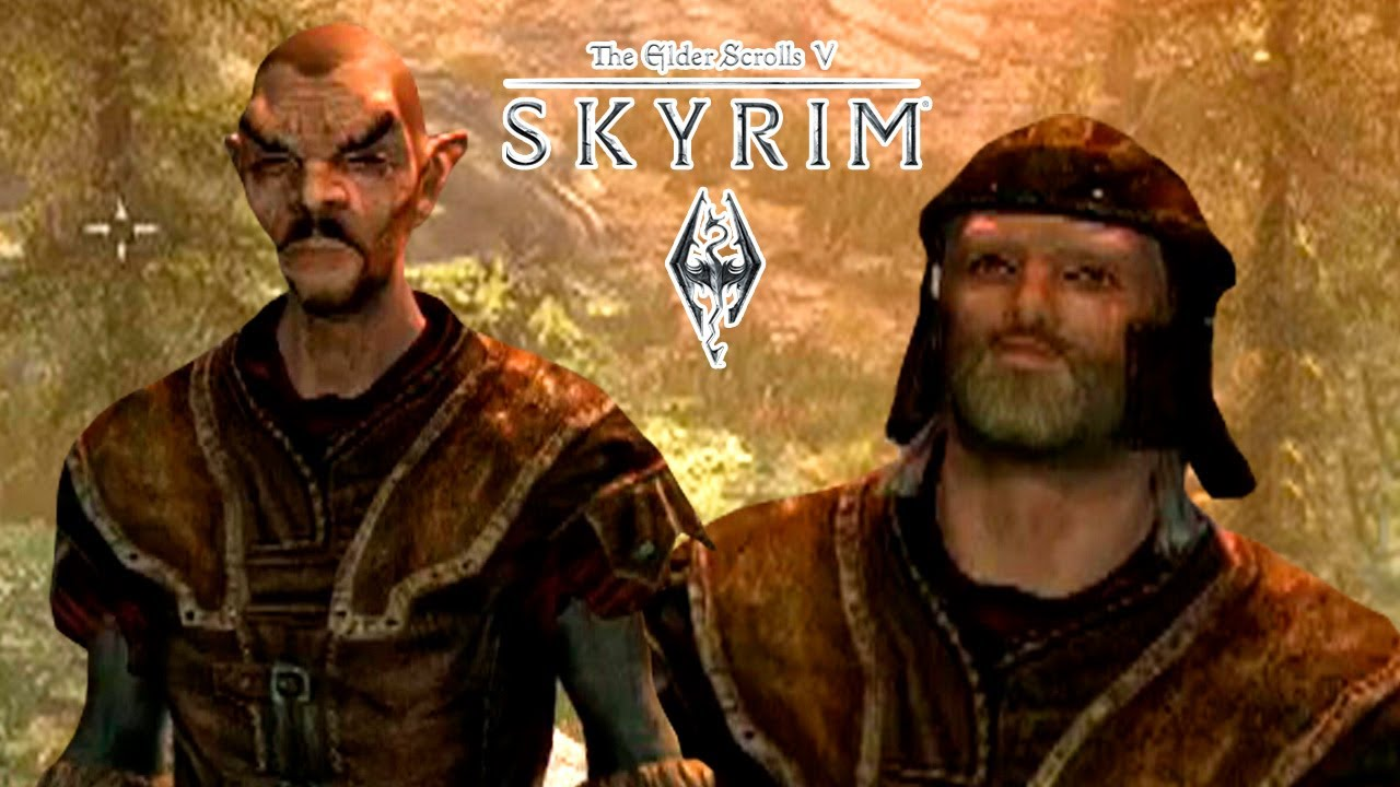 Skyrim clásico pero multijugador con los panas