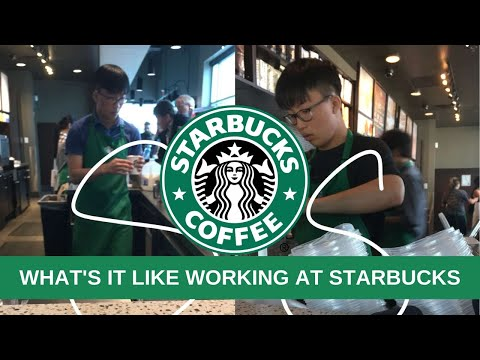 How To Get Hired At Starbucks | What's It Like?