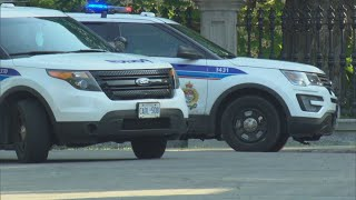 Armed man arrested on Rideau Hall grounds