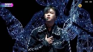 Wanna One - Beautiful @ 2017 Mama In Hong Kong