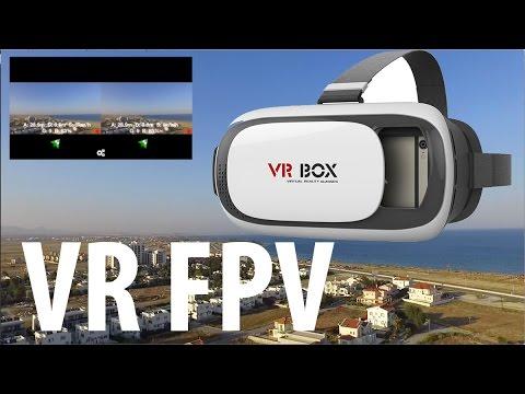 VR FPV Полет