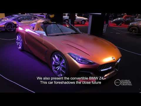 Reportage Expo Concept Cars Global Fashion Channel