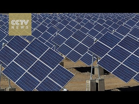 Renewable energy: EU's trade barriers against Chinese solar panels