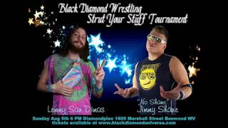 Black Diamond Wrestling: