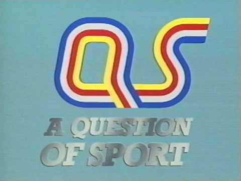 Question of Sport Opening Titles 1989