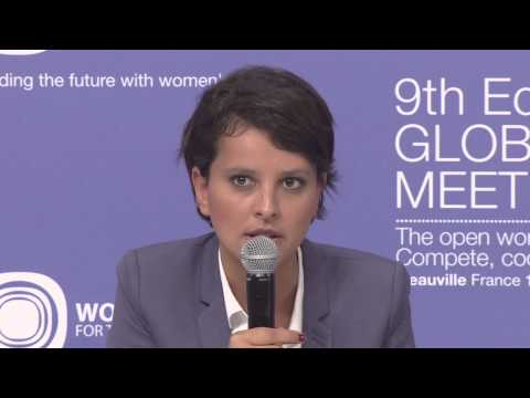 Women's Forum Global Meeting 2013 - Keynote Interview