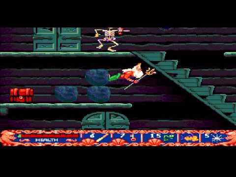 Ariel The Little Mermaid for Sega.