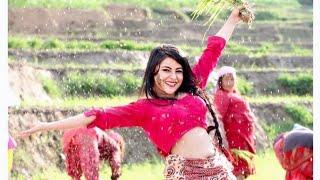 Nepali Actress Sushma Adhikari Unseen photoshoot video clip/red heart entertainment (2019)