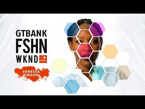 Breaking Barriers In Men's Fashion : Vanessa Kingori * GTBankFashionWeekend