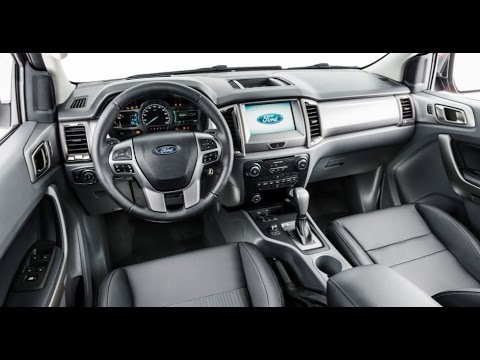 Novidade Nova Ford Ranger 2017 Interior E Exterior Canal Force Drive Youtube