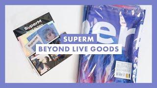 Haul ♡ SuperM 슈퍼엠 Beyond Live Concert Goods