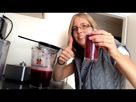 5 beneficios que te regala el beber jugo de uva