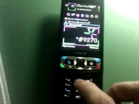 Reset total time counter s60v3 nokia n95 8gb