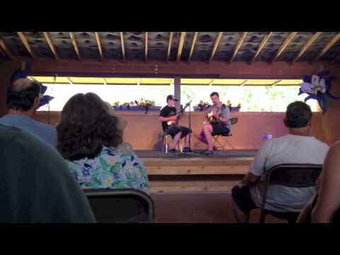 Eli Slocumb Rockygrass 2013 Mandolin Competition