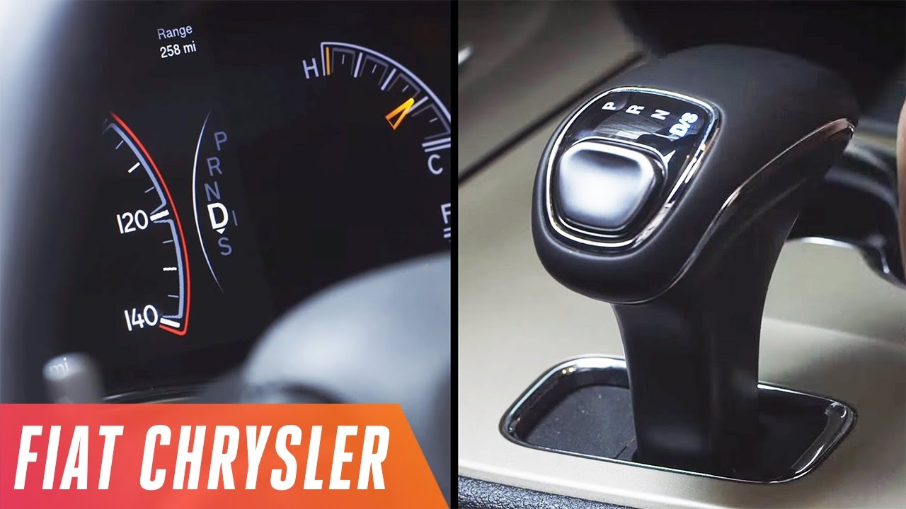 The recalled Jeep shifter is just bad user interface design