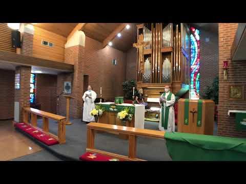 12 Pentecost - Holy Eucharist - Rite II - 8/23/20