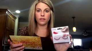 Unboxing of My Influenster #JAdoreVoxBox Thumbnail