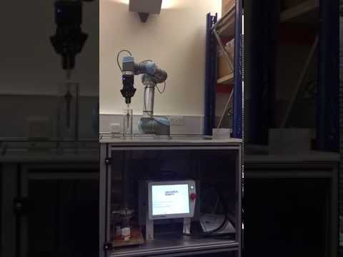 Robot Sample Change - Early Development
