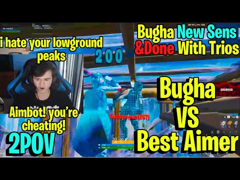 Bugha Quits After Dying 8 Times In A Row To ClarityG - New Sens & Explain Why He Is DONE With Trios