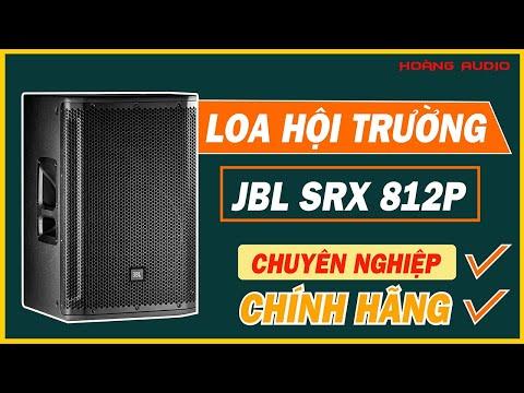 Loa hội trường JBL SRX 812P - Loa Chuyên Nghiệp Mỹ - Âm thanh chính hãng - Hoàng Audio