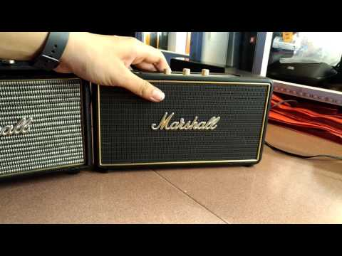 Marshall kilburn vs Marshall stockwell test sound - thử âm Marshall kilburn vs marshall stockwell