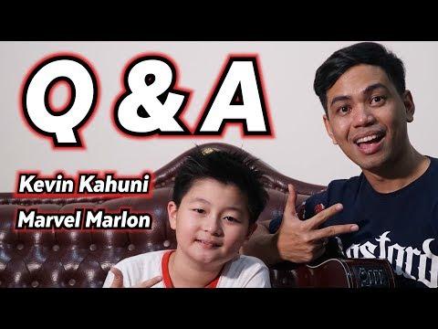 Q&A Kevin Kahuni With Kak Marlon (RoyKiyoshiAnakIndigo) PART 1