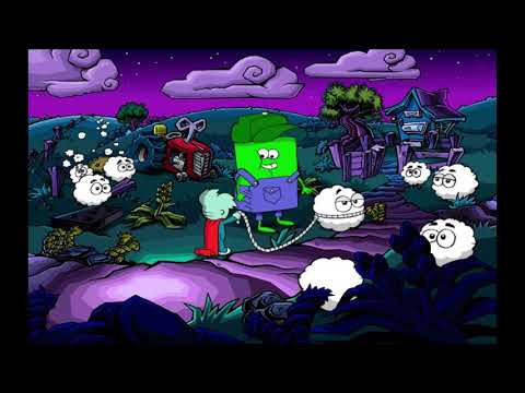 Pajama Sam 4: Life Is Rough When You Lose Your Stuff! - Part 5 (Gameplay/Walkthrough) |