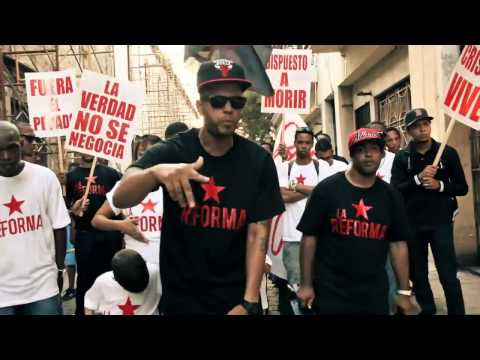Lara Street Prophet - La Reforma (Hip-Hop Cristiano)