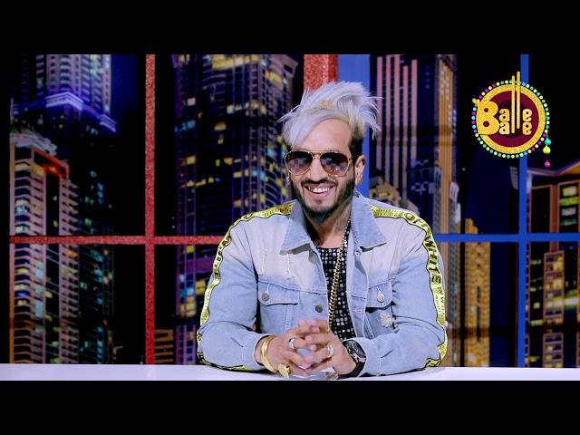 E20 - Khorupanti News with Lakha Ft. Jazzy B Full Interview || Balle Balle TV || Full Episode