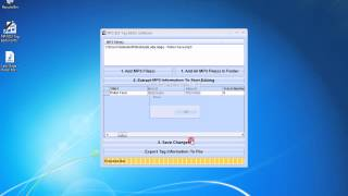 how to use mp3 id3 tag editor software
