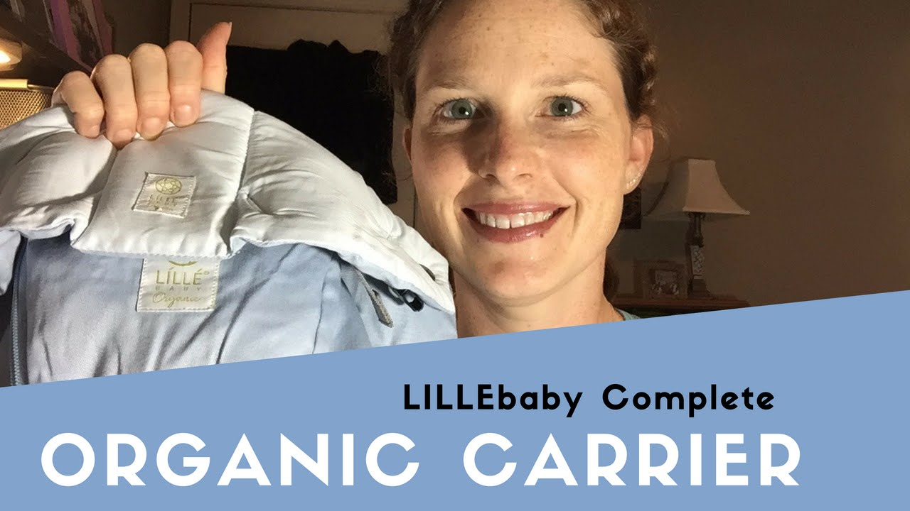 f499aa71104 LILLEbaby Complete Organic Carrier