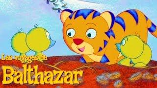 Les Voyages de Balthazar - Balthazar et les oies sauvages S01E04 HD