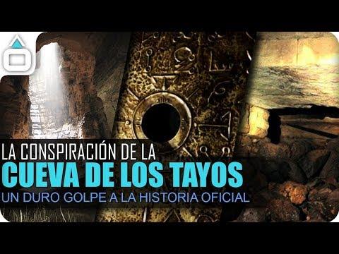 LA CONSPIRACIÓN DE LA CUEVA DE LOS TAYOS. Un duro golpe a la Historia Oficial