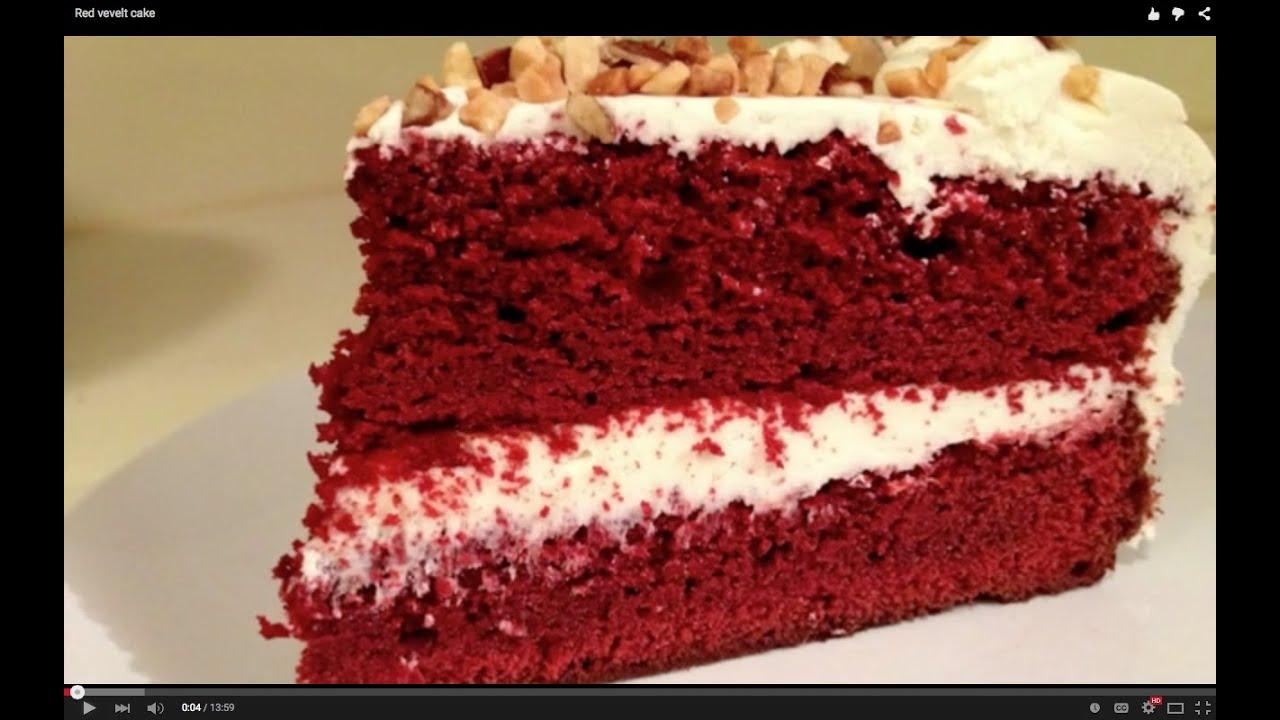 Red Velvet Cake Boss