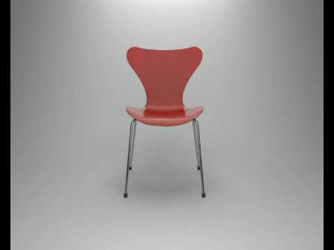 Fritz Hansen | Series 7 | 3107 by Arne Jacobsen
