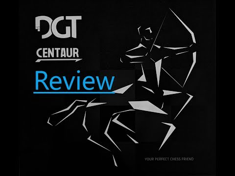 REVIEW - DGT Centaur