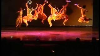 Mayurbhanj Chhau bY Gurukul Chhau Dance Sangam (GCDS)
