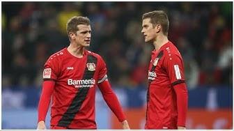 Bayer Leverkusen: Sven und Lars Bender fehlen verletzt gegen Borussia Mönchengladbach