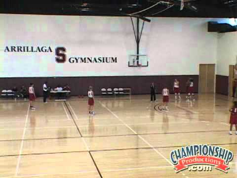 All Access Stanford Women's Basketball Practice with Tara VanDerveer - Clip 4
