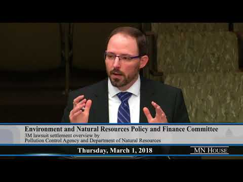 House Environment and Natural Resources Policy and Finance Committee  3/1/18