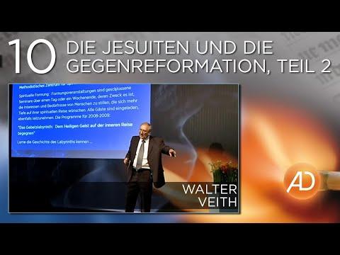 Die Jesuiten und die Gegenreformation (Teil 2) - Prof. Dr. Walter Veith