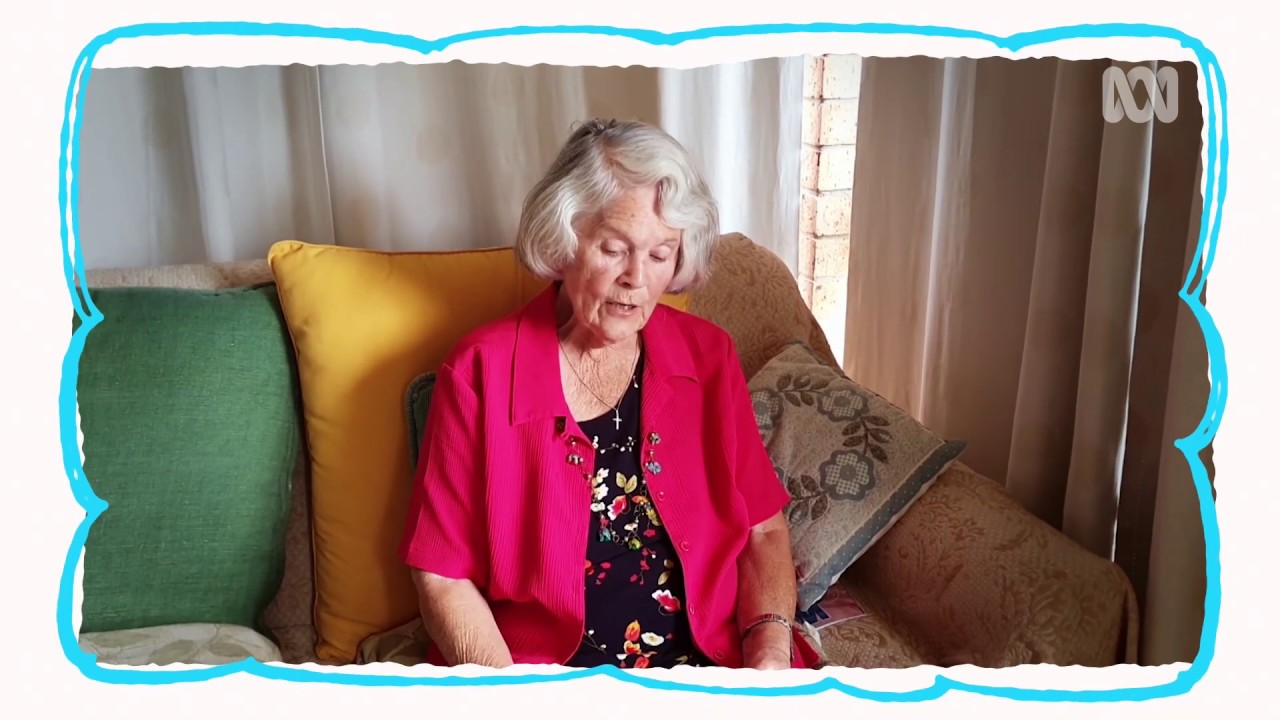 Irene from Old People's Home for 4 Year Olds reads Snow White and Rose Red