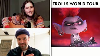 Justin Timberlake Breaks Down the Trolls World Tour Soundtrack (ft. Ludwig Göransson) | Vanity Fair