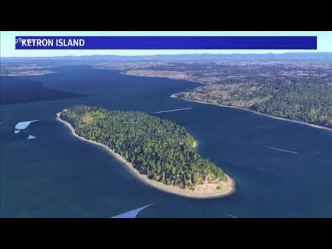 Where Is Ketron Island?