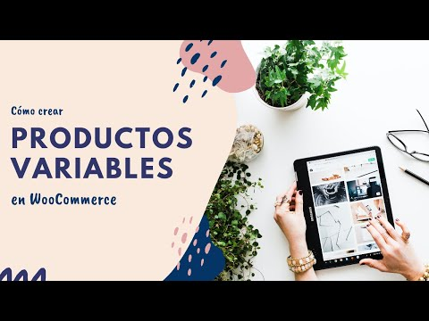 Cómo crear productos variables en WooCommerce — WordPress thumbnail