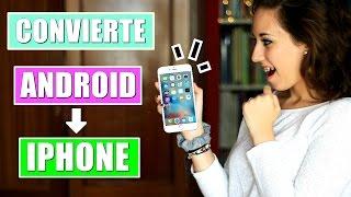 CONVIERTE TU ANDROID EN IPHONE (GRATIS) - Neni ♥