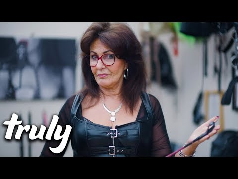 68-Year-Old Grandma Loves Being A Dominatrix | TRULY from YouTube · Duration:  7 minutes 51 seconds