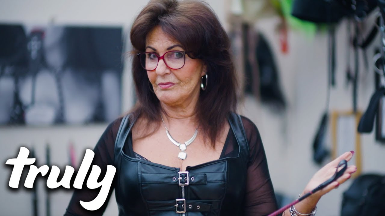 68-Year-Old Grandma Loves Being A Dominatrix  Truly - Youtube-1453
