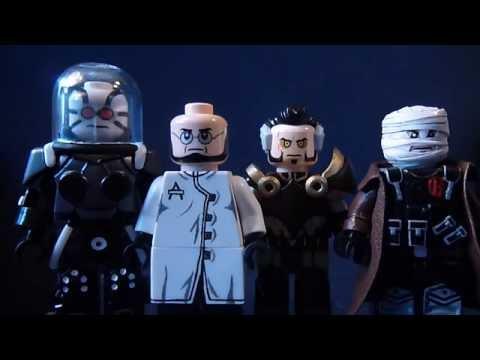 Custom Lego Batman Villain Minifigures Part 4 (Ra's Al Ghul, Hugo ...