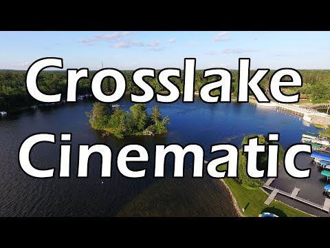 Crosslake Drone Footage (Cinematic)